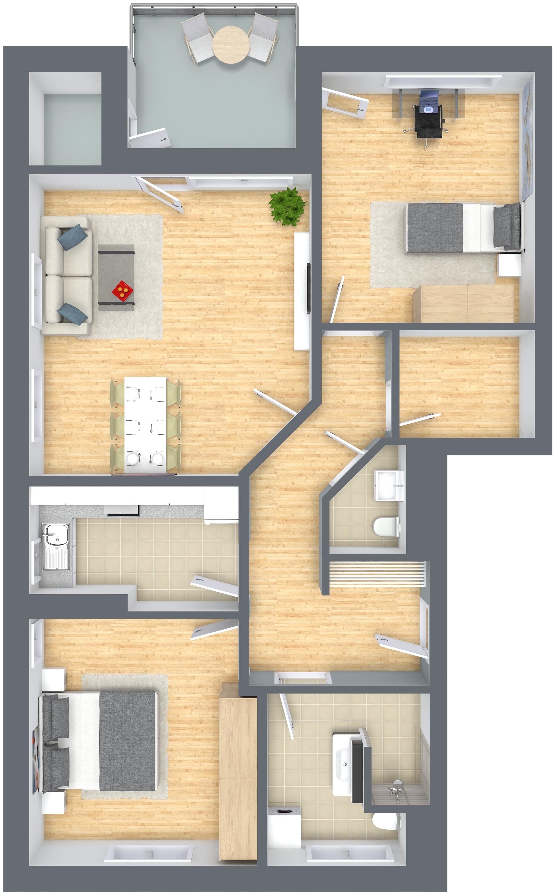 der klassiker in gro a7 oliver klenz der immobilienprofi. Black Bedroom Furniture Sets. Home Design Ideas