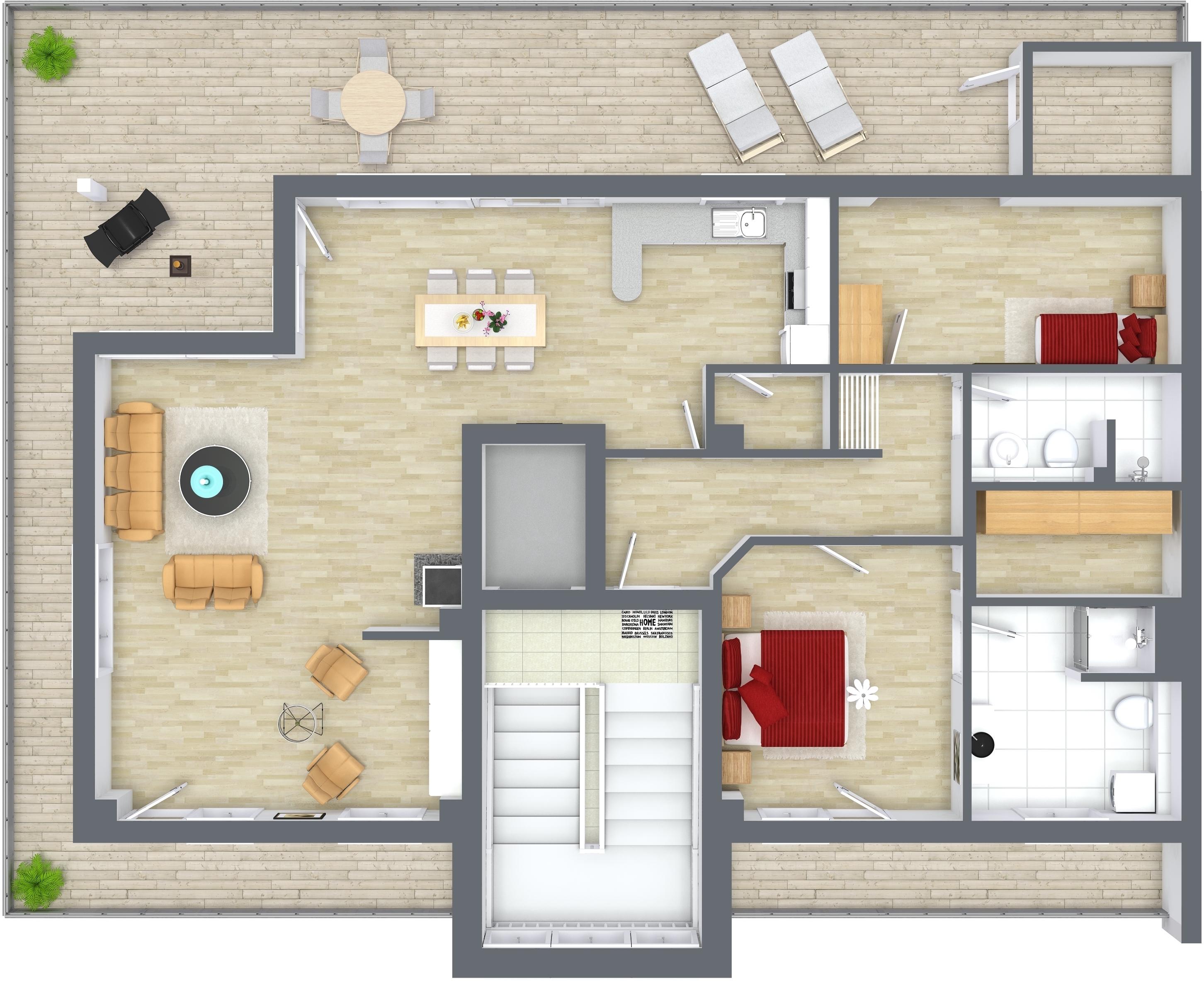 ber den d chern von harrislee c9 oliver klenz der immobilienprofi. Black Bedroom Furniture Sets. Home Design Ideas