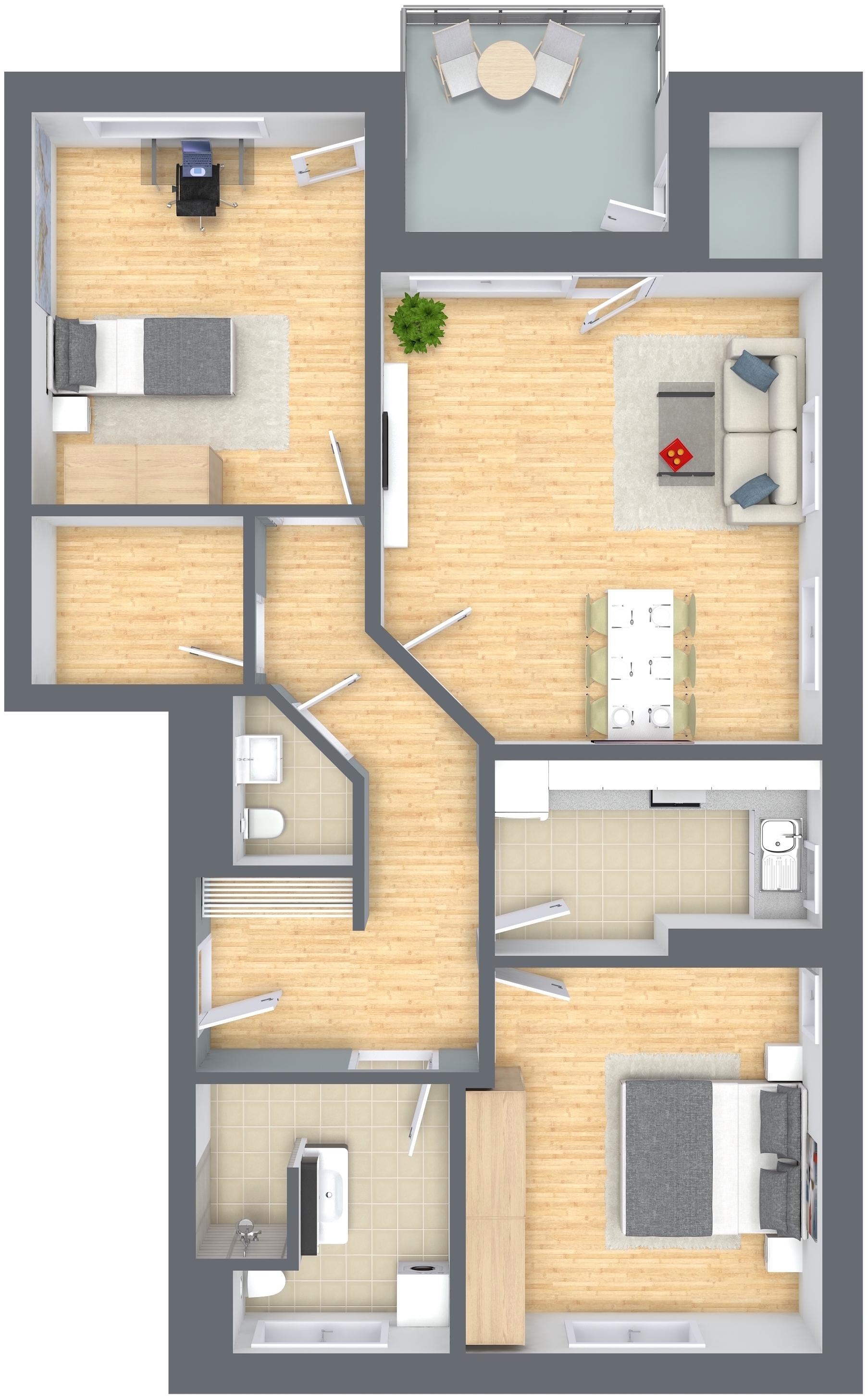 der klassiker in gro d7 oliver klenz der immobilienprofi. Black Bedroom Furniture Sets. Home Design Ideas