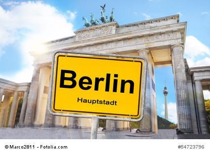 Deutschlands Hauptstadt