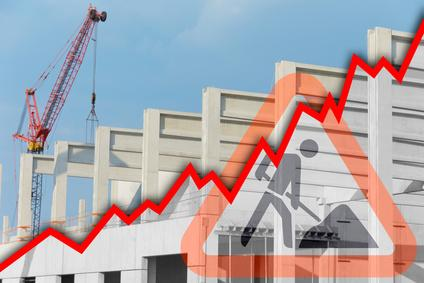 Wohnungsmangel durch zu geringe Neubautätigkeit