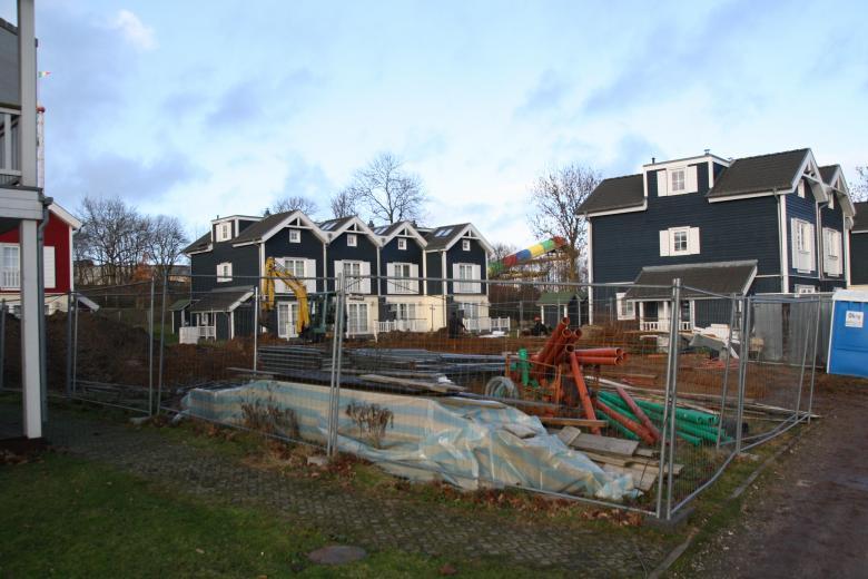 Strandpark Lübecker Bucht, Haustyp Vio in Fertigstellung