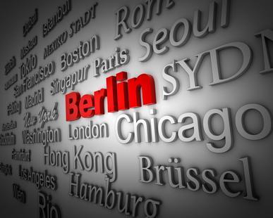 Zehn neue Weltstädte