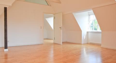 Leben auf zwei Ebenen - Maisonette-Wohnung in gehobener Lage.